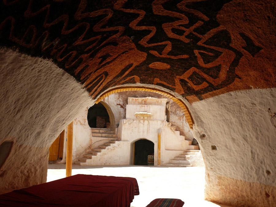 Hotel Sidi Dress (Tunisia), location per Star Wars