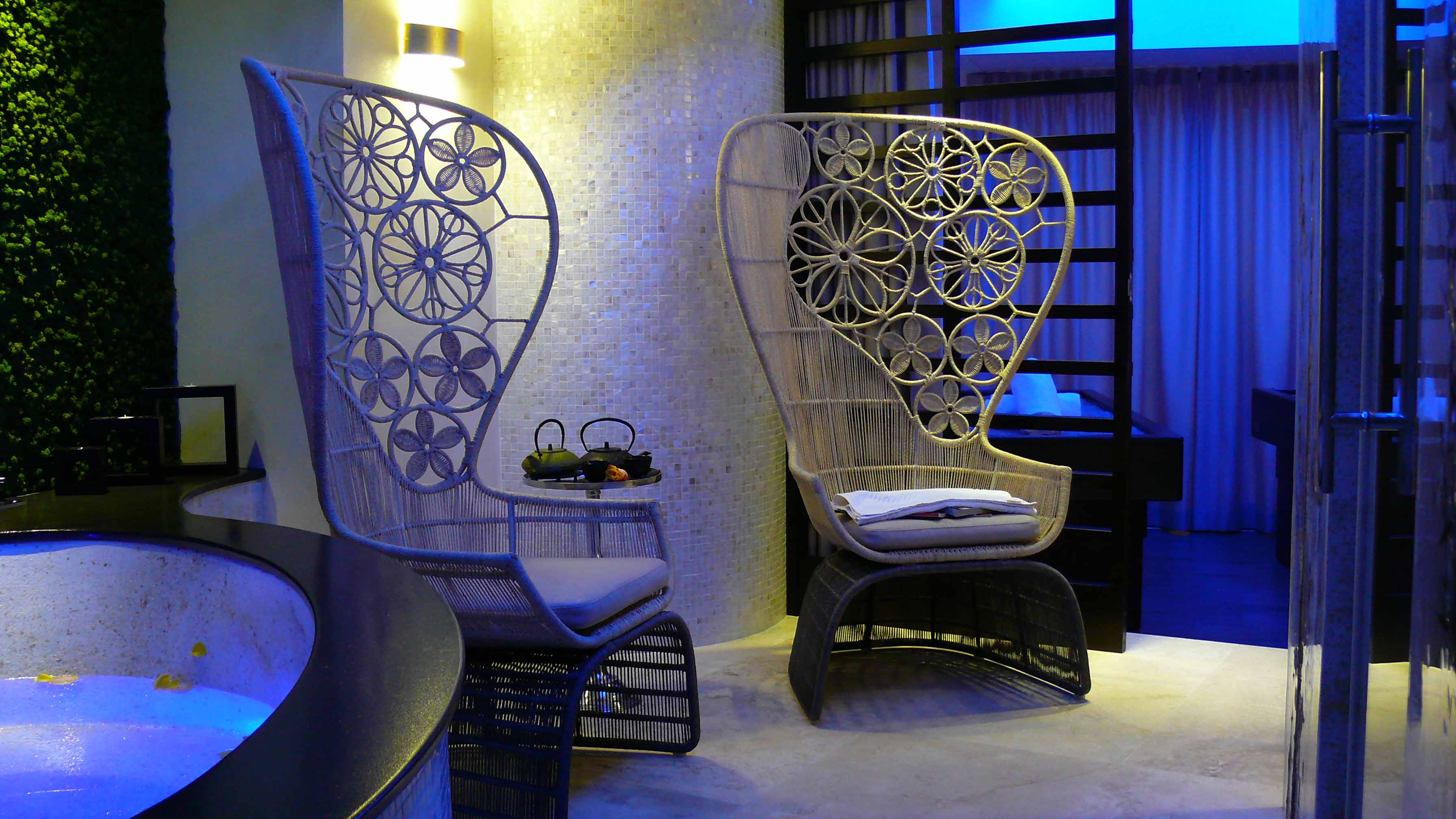 Musa Luxury SPA, Roma
